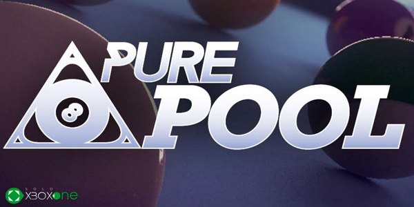 Pure Pool ya disponible en Xbox One