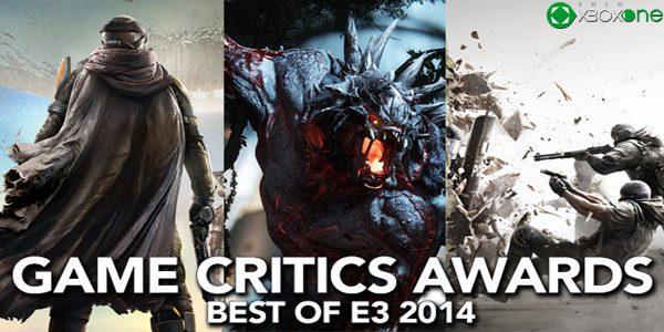 Game Critics Awards presenta sus nominados del E3 2014