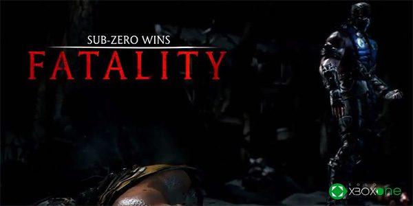 Mortal Kombat X, el arte del Fatality