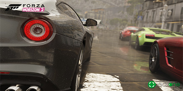 """Nuevo vídeo de Forza Horizon 2, """"Mundo dinámico"""""""