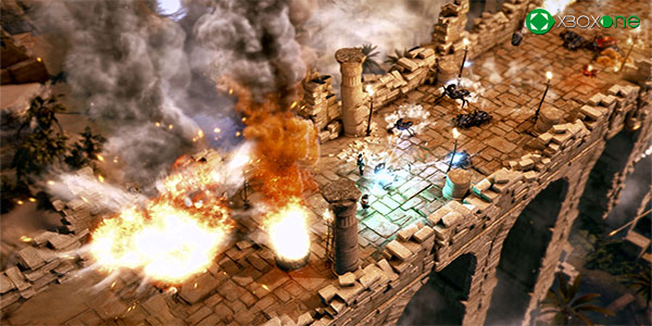 Fecha de lanzamiento para Lara Croft and the Temple of Osiris – Primer Gameplay disponible