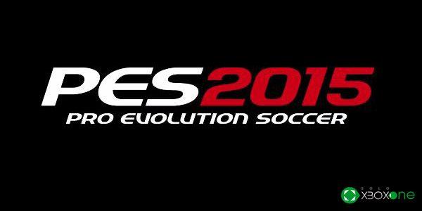 La Demo de PES 2015 llegará a Xbox One el 24 de septiembre