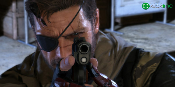 30 minutos de Gameplay de Metal Gear Solid V: The Phantom Pain
