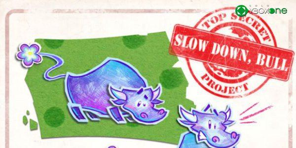 Insomniac Games presenta Slow Down Bull