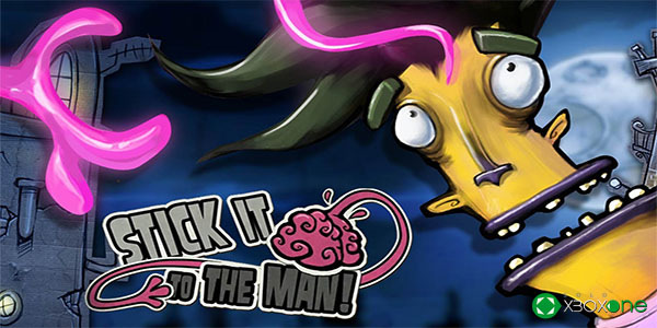 Stick it To The Man podría llegar muy pronto a Xbox One