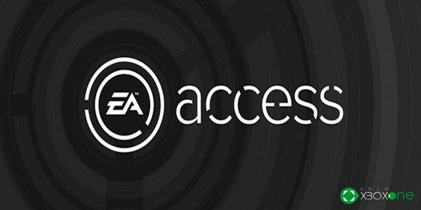EA Access ya disponible para todos los usuarios de Xbox One
