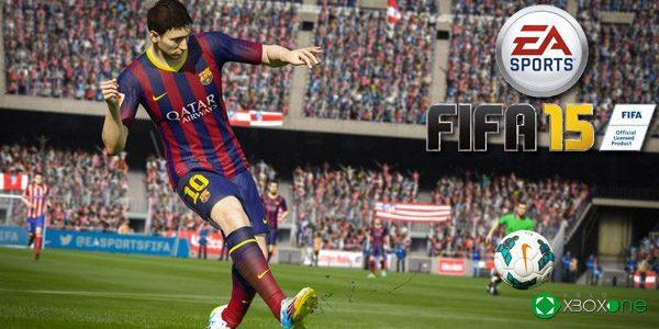 """Nuevo vídeo de FIFA 15 """"Agilidad y control"""""""