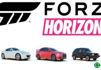 Presentados los primeros 100 coches de Forza Horizon 2