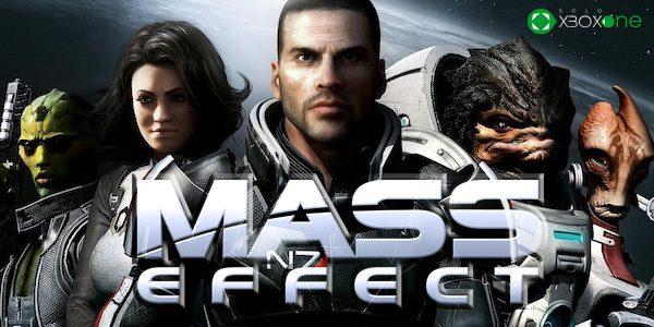 El desarrollo del nuevo Mass Effect tiene todavía varios años por delante
