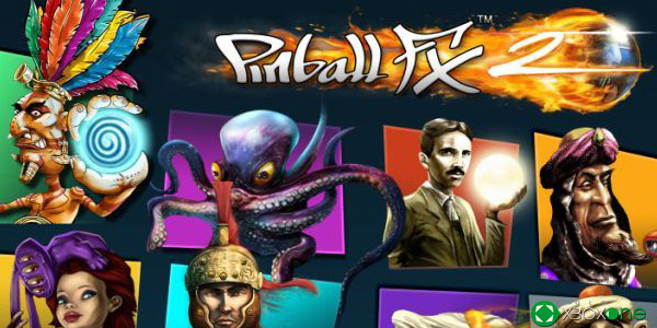 Pinball FX 2 ya disponible en Xbox One