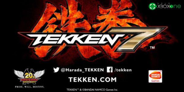 Tekken 7 es una realidad – Actualizada