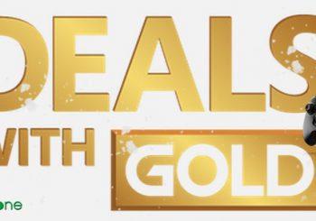 Ya disponibles las ofertas Deals With Gold para Xbox One