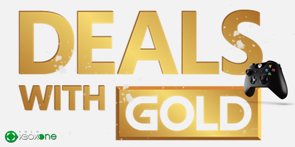 Ya disponibles las ofertas Deals With Gold para Xbox One