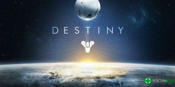 El viajero de Destiny llega a la Tierra
