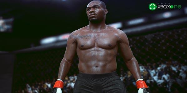 EA Sports UFC se actualiza e incluye nuevos luchadores