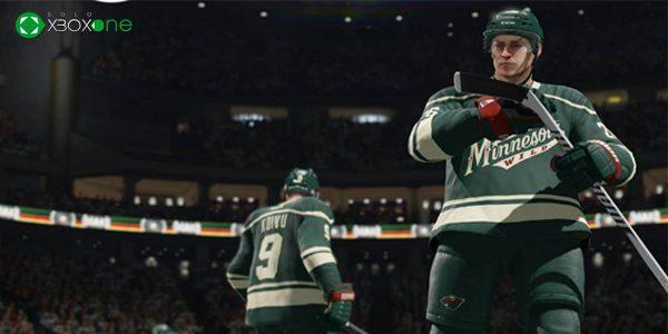 Nuevas imágenes de NHL 15
