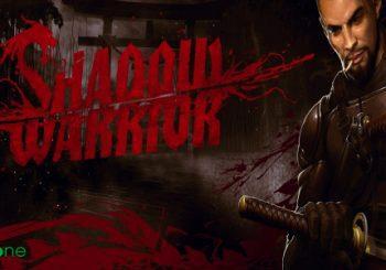 Primer trailer Gameplay de Shadow Warrior para Xbox One