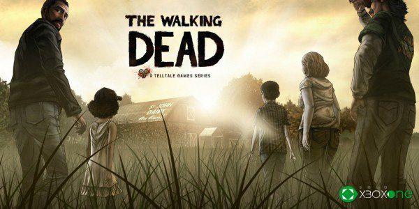 La temporada 1 y 2 de The Walking Dead ya tiene fecha de lanzamiento en Xbox One