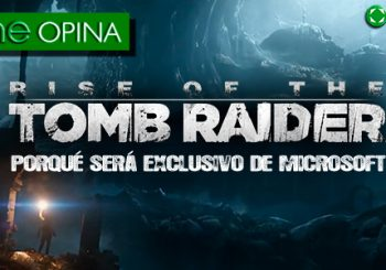 Rise of The Tomb Raider: Porqué será exclusivo de Microsoft