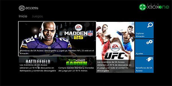 Nuevos detalles del servicio EA Access de Xbox One