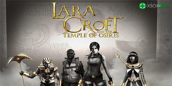 Nuevas imágenes in-game de Lara Croft and the Temple of Osiris