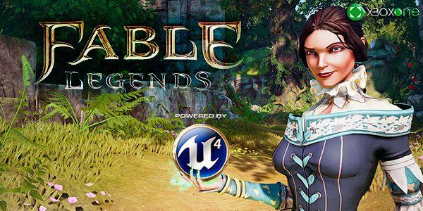 Epic Games sorprendida por el uso del Unreal Engine 4 en Fable Legends