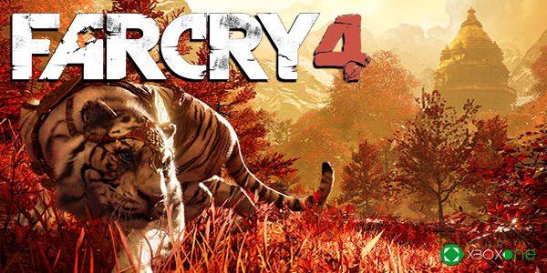 Nuevo gameplay de Far Cry 4 con tigres de por medio