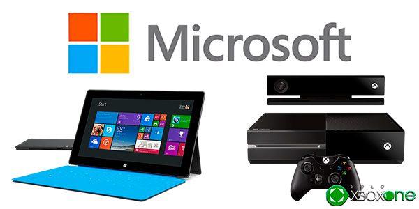 Microsoft publica los resultados del año fiscal 2014 de la división de Xbox y Surface