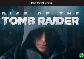 Crystal Dynamics habla de nuevo de la exclusividad de Rise Of The Tomb Raider en Xbox