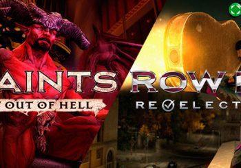 Tráiler de lanzamiento de Saints Row Gat out of Hell y Saints Row IV Re-Elected
