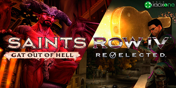 Gameplay Off-Screen de Saints Row Gat out of Hell