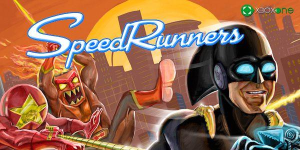 SpeedRunners HD anunciado para Xbox One