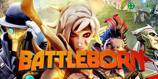 Battleborn: 18 minutos de su frenético gameplay