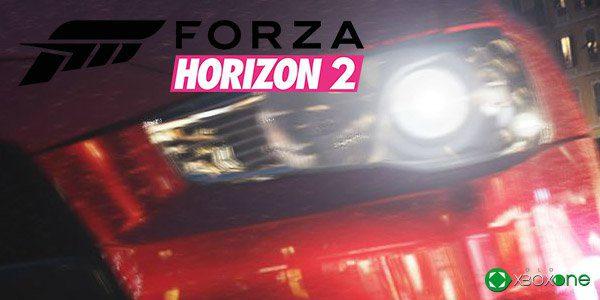 Forza Rewards nos premiará por jugar a Forza Horizon 2
