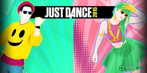 Revelada la Tracklist completa de Just Dance 2015