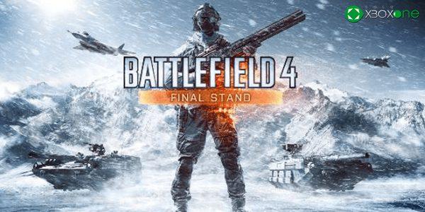 Primer vídeo de Final Stand, el último DLC de Battlefield 4