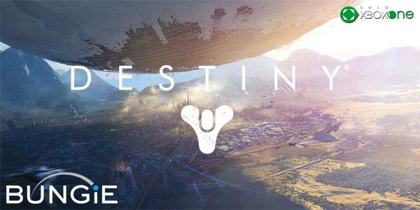 Destiny ya disponible en Xbox One. ¡Comparte tus impresiones!