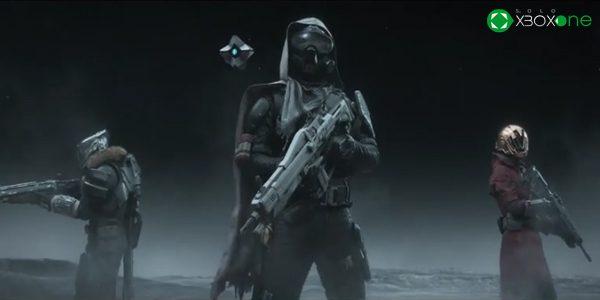 Impresionante trailer en imagen real de Destiny