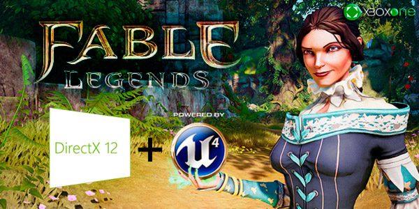 Fable Legends muestra la capacidad del DirectX 12, el Unreal Engine 4 y las nuevas gráficas de NVIDIA