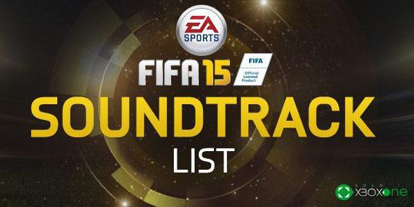 Revelada la lista de canciones completa de FIFA 15