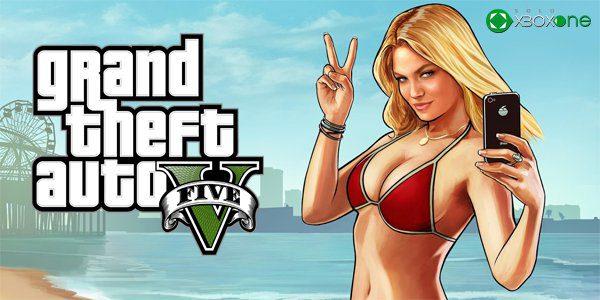 Grand Theft Auto V podría llegar el 14 de Noviembre a Xbox One
