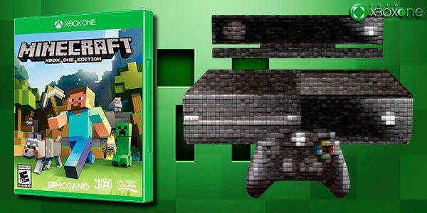 Anunciada la fecha de lanzamiento de la edición física de Minecraft Xbox One Edition