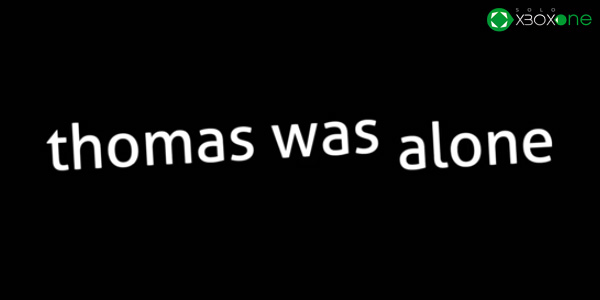 Se confirma Thomas Was Alone para Xbox One – ACTUALIZADA