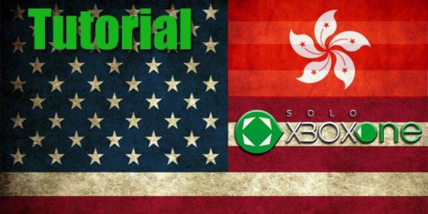 Cómo comprar juegos digitales de Xbox One en la store de otros países desde la consola