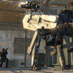 Primer tráiler e imágenes de Metal Gear Online