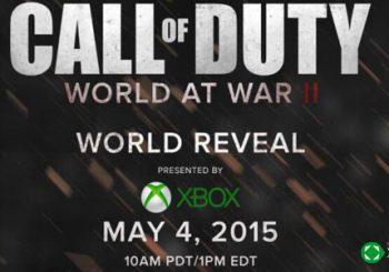 ¿Filtrado el anuncio de Call of Duty World At War II?