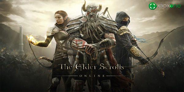Primer gameplay de Elder Scrolls Online en consolas