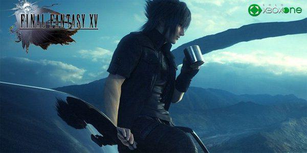 Vídeo gameplay de la versión Xbox One de Final Fantasy XV