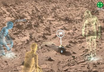 La NASA y Microsoft crean Onsight
