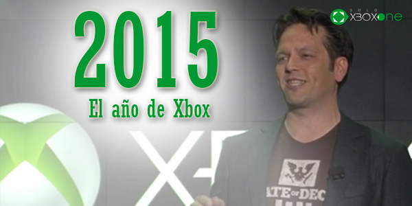 Phil Spencer insiste, 2015 será un año para recordar